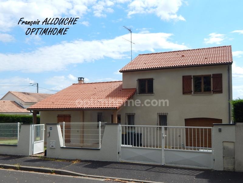 Maison de ville de 102  m2 - Cournon-d'Auvergne (63800)