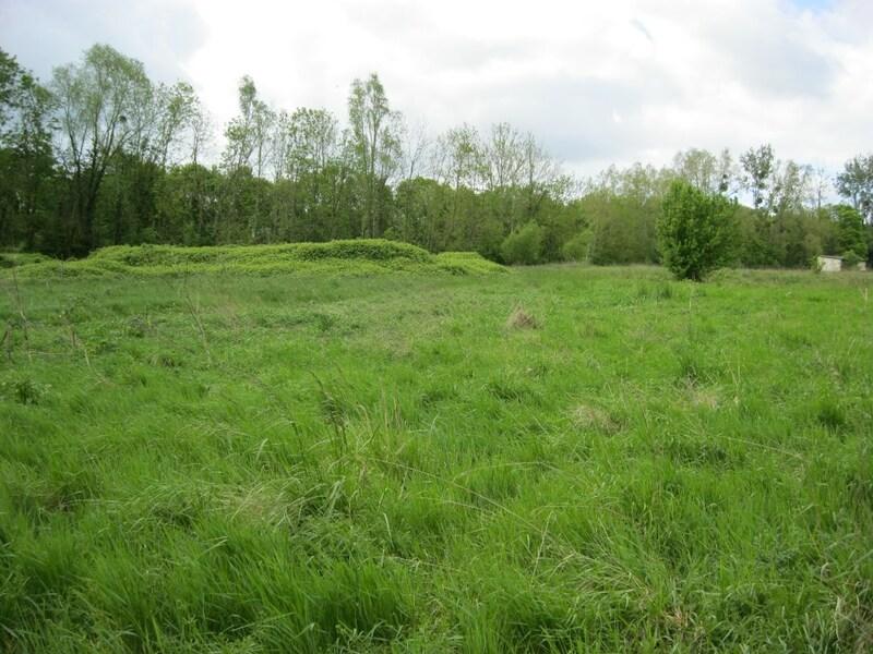 Terrain constructible de   m2 - Cricqueville-en-Auge (14430)