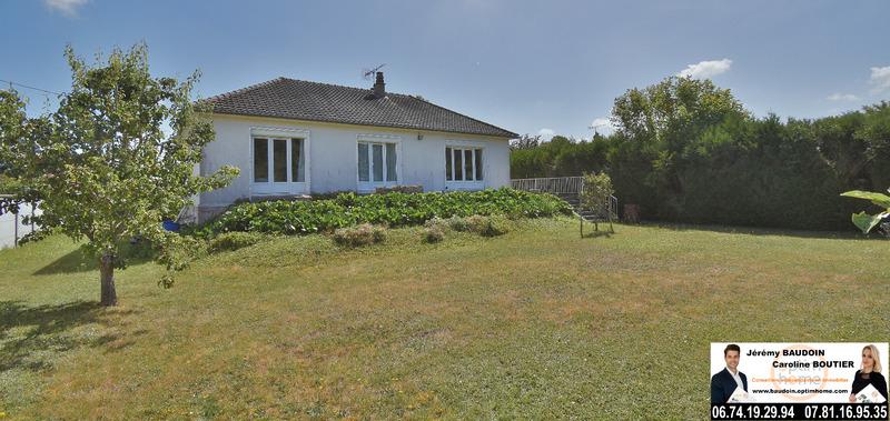 Maison de 86  m2 - Maintenon (28130)