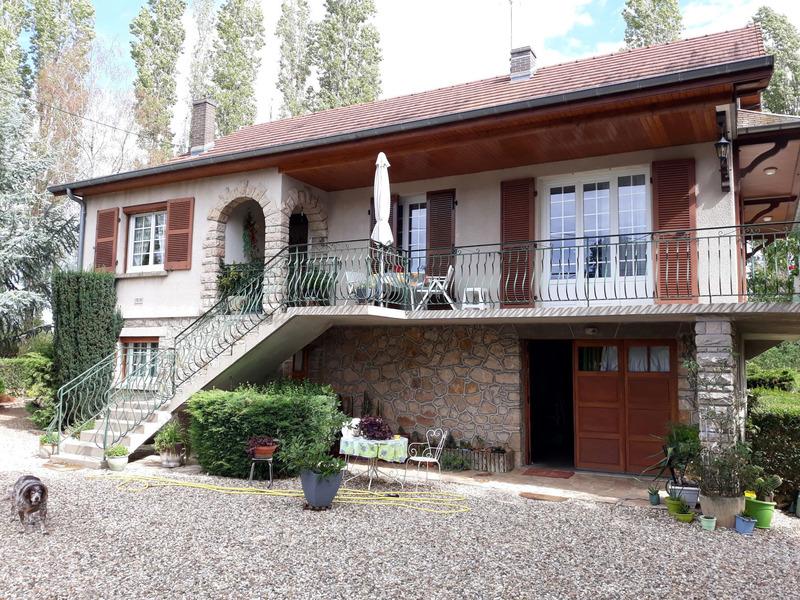 Villa de 155  m2 - Autun (71400)