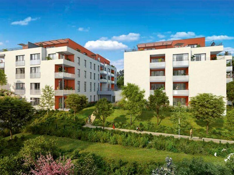 Appartement de 65  m2 - Grigny (69520)