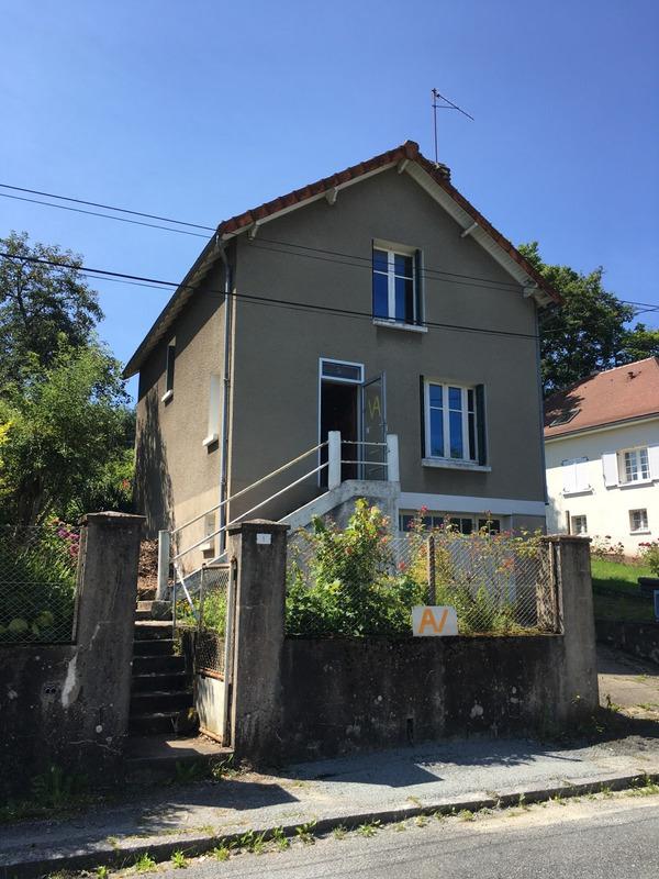 Maison de ville de 120  m2 - Guéret (23000)