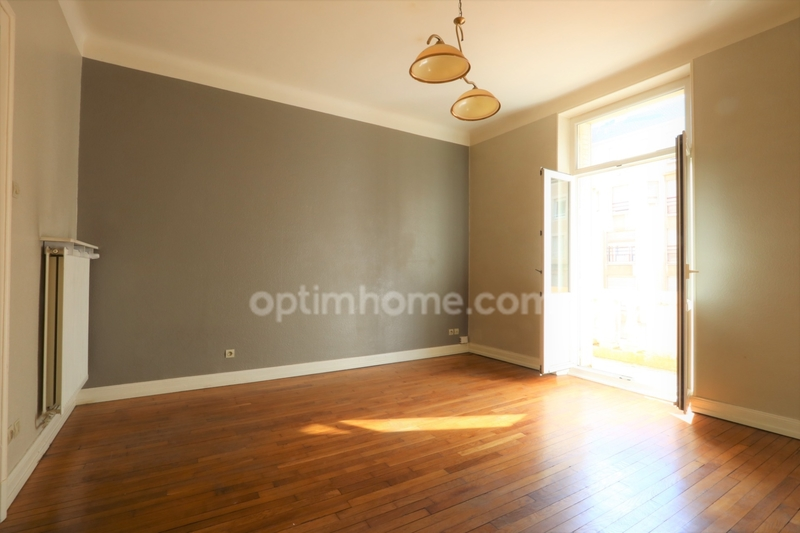 Appartement ancien de 69  m2 - Metz (57000)