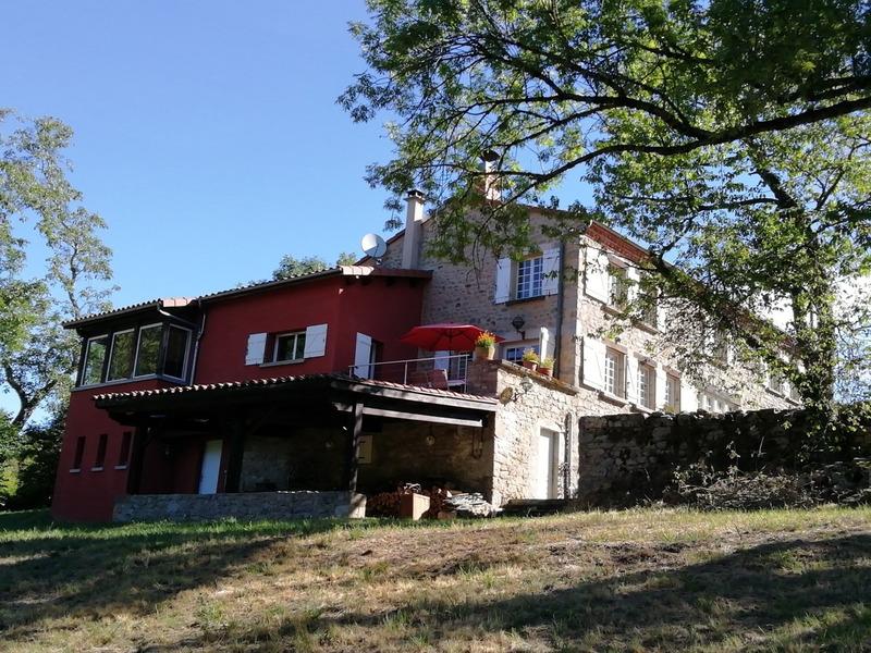 Maison en pierre de 236  m2 - Issoire (63500)
