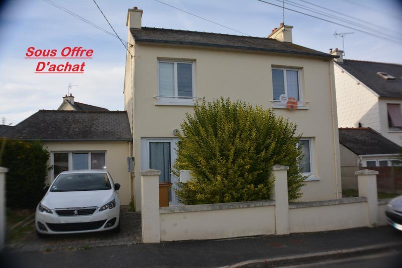 Maison de 112  m2 - Saint-Brieuc (22000)