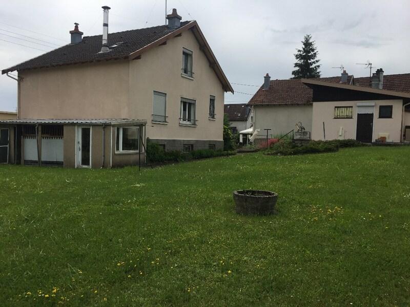 Maison individuelle de 121  m2 - Vittel (88800)