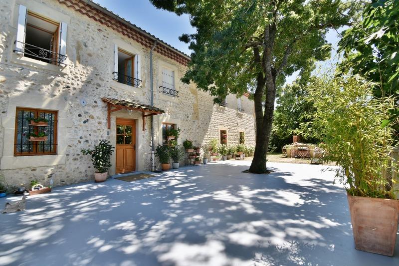 Maison de caractère de 310  m2 - Livron-sur-Drôme (26250)