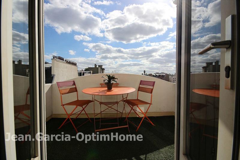 Appartement de 21  m2 - Paris (75015)