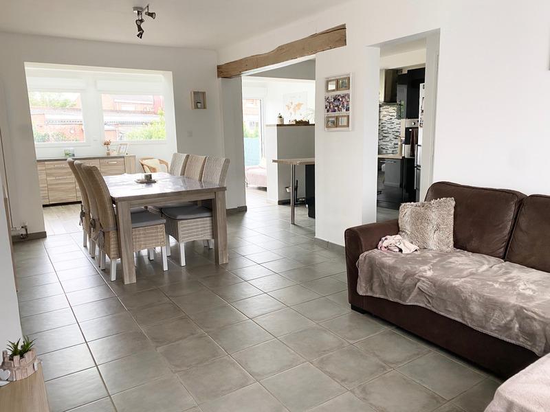 Maison de 100  m2 - Achicourt (62217)