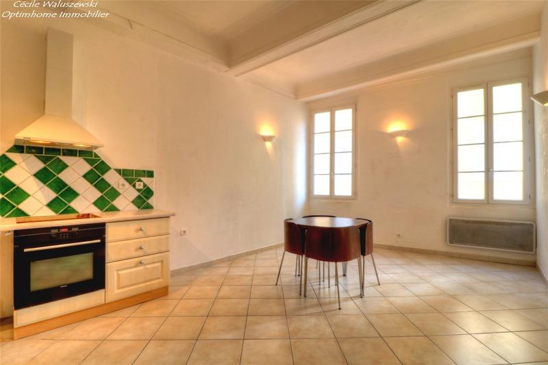 Appartement ancien de 36  m2 - Le Beausset (83330)