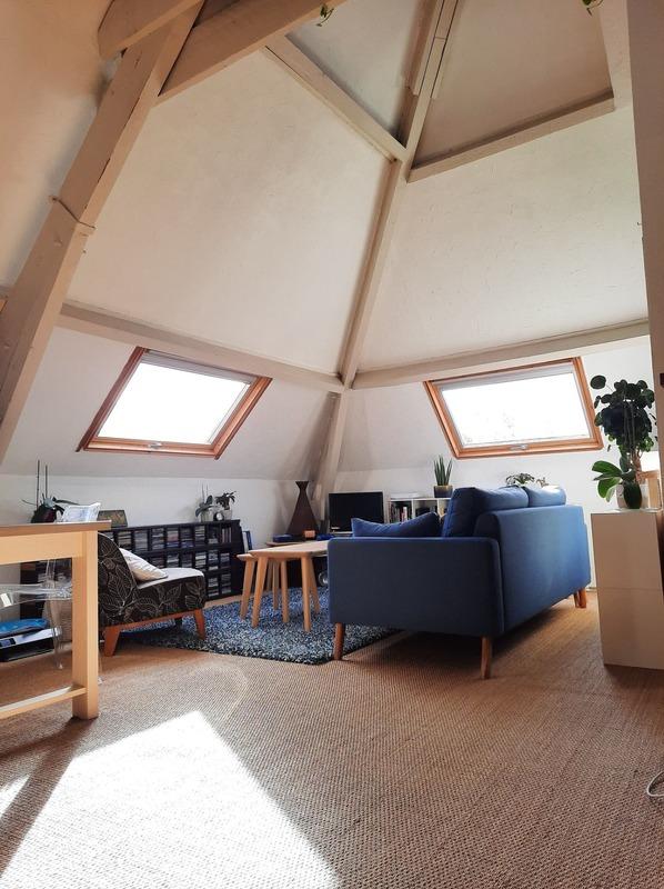 Appartement de 90  m2 - Lorient (56100)