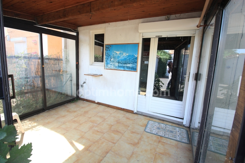 Maison de 51  m2 - Marseillan (34340)