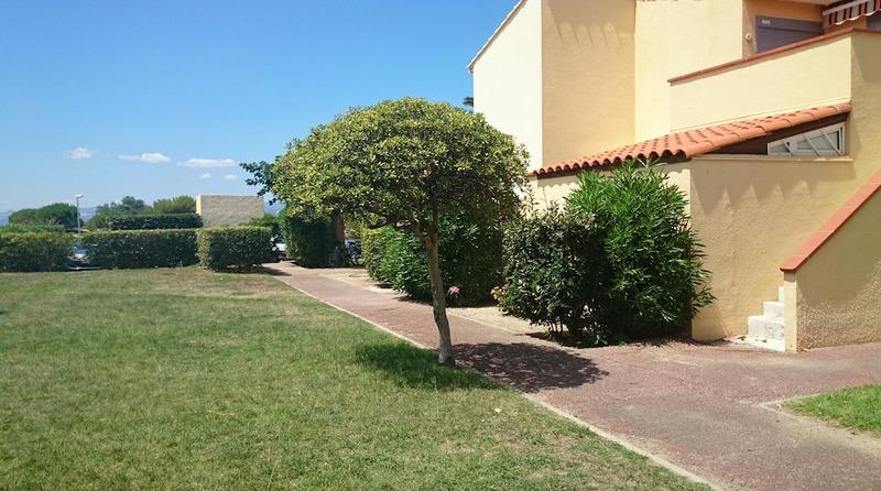 Appartement en rez-de-jardin de 34  m2 - Le Barcarès (66420)