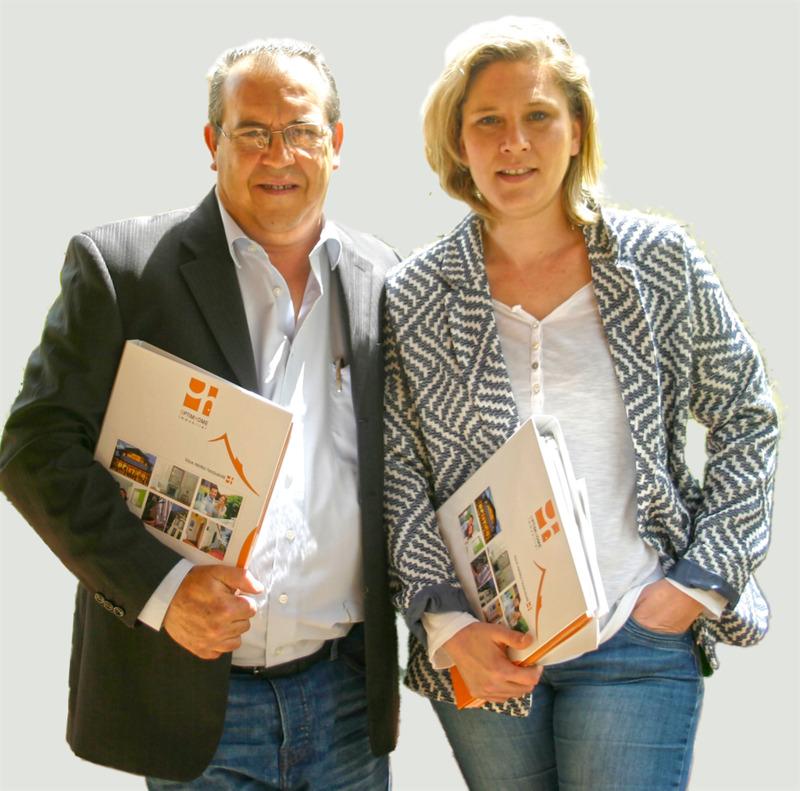Conseiller immobilier Optimhome José Et Cyrielle NAVARRO