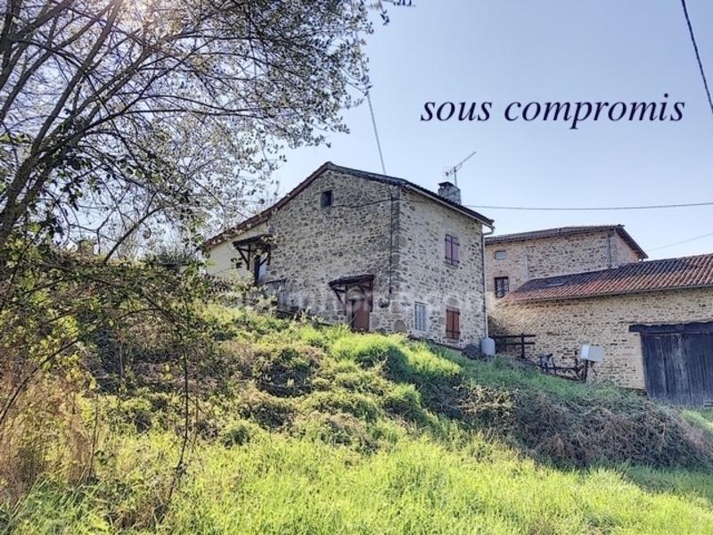 Maison de 50  m2 - Châteauponsac (87290)