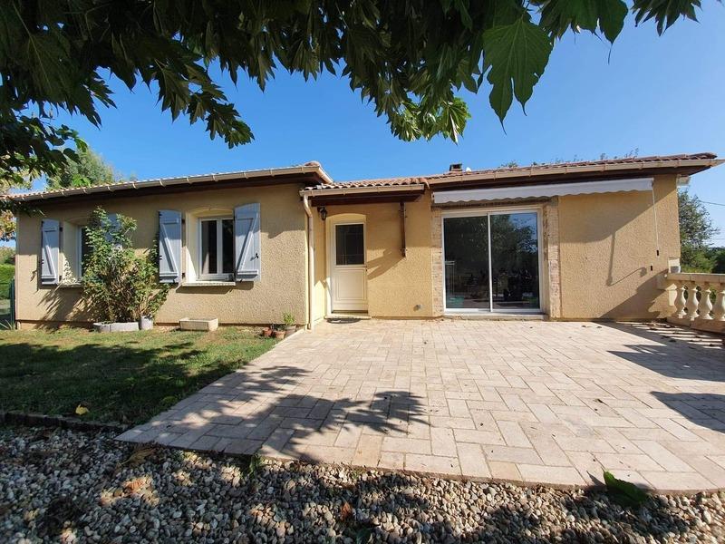 Maison plain-pied de 91  m2 - Busque (81300)