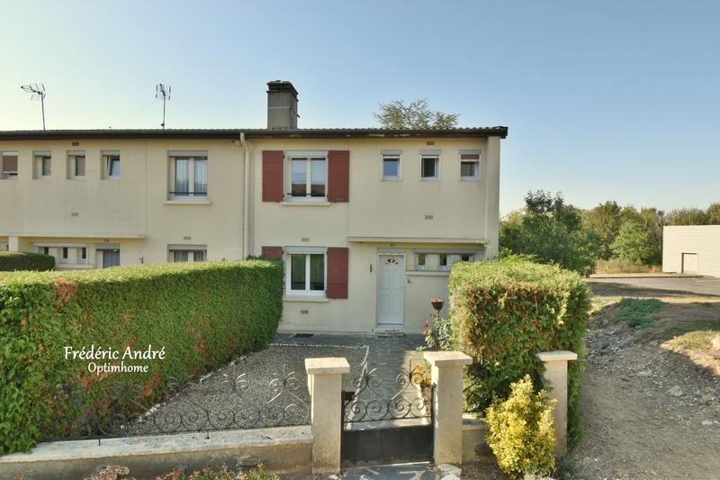 Maison de 90  m2 - Mouzon (08210)