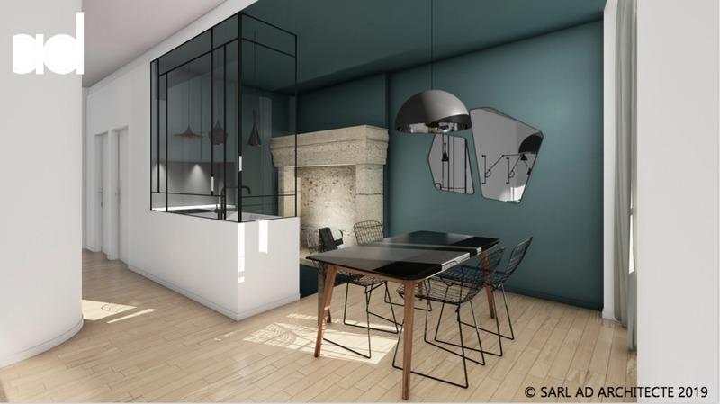 Appartement de 53  m2 - Saint-Malo (35400)