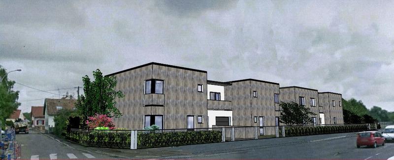 Maison en vefa de 88  m2 - Strasbourg (67000)