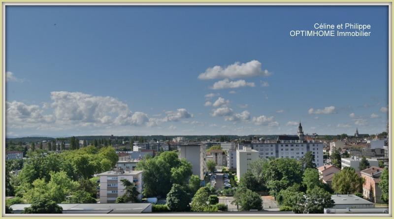 Appartement de 113  m2 - Bourg-en-Bresse (01000)