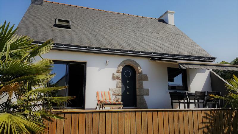 Maison de 100  m2 - Guern (56310)