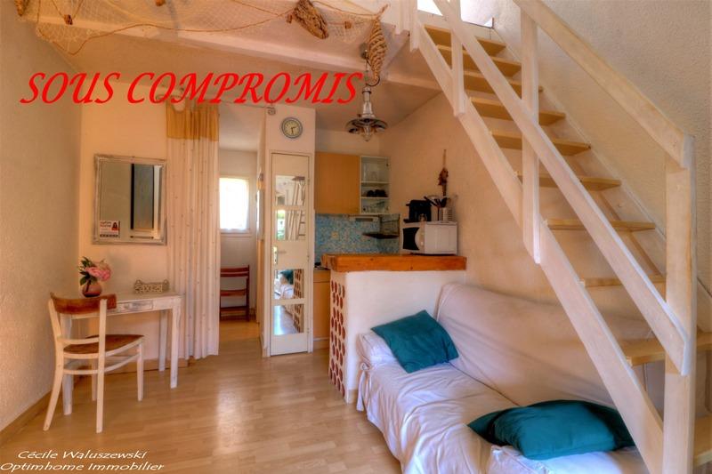 Maison en résidence de 28  m2 - Bandol (83150)