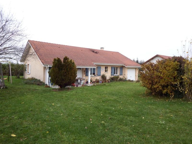 Maison de 100  m2 - Saint-André-le-Gaz (38490)