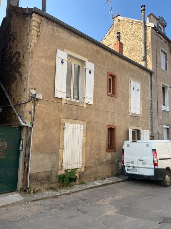 Appartement ancien de 24  m2 - Dijon (21000)