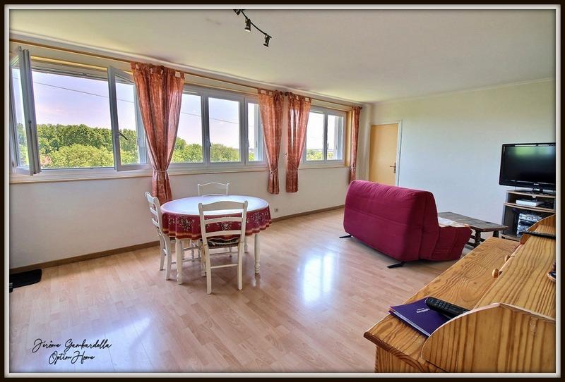 Appartement de 75  m2 - Carrières-sous-Poissy (78955)