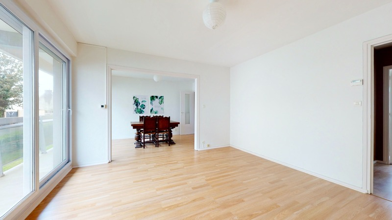 Appartement de 93  m2 - Brest (29200)