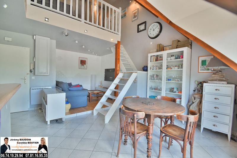 Appartement de 46  m2 - Nogent-le-Roi (28210)