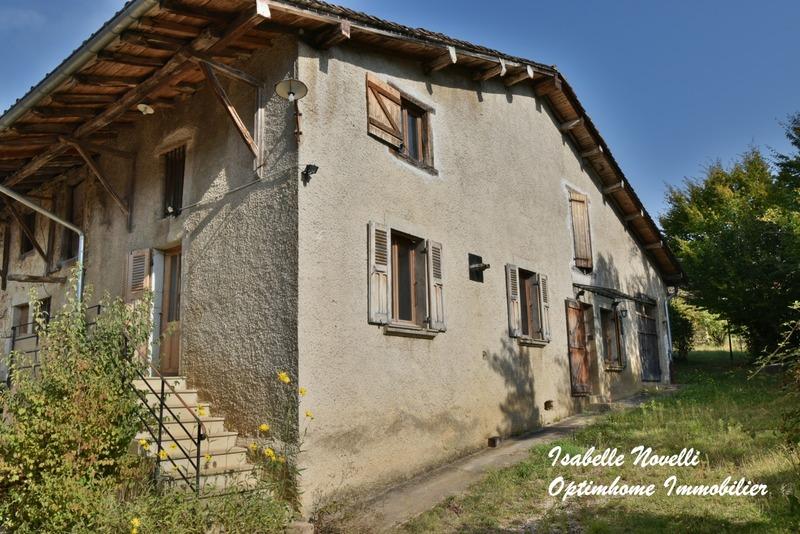 Maison de village de 118  m2 - Courmangoux (01370)