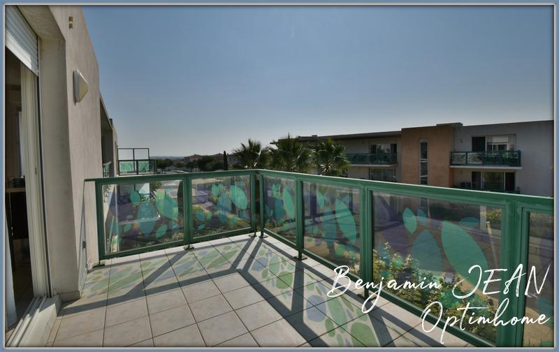Appartement de 71  m2 - Sérignan (34410)