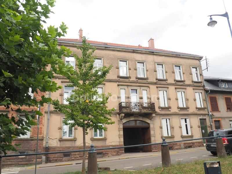 Immeuble de rapport de   m2 - Sarrebourg (57400)