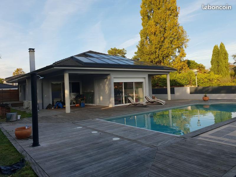Maison contemporaine de 200  m2 - Gradignan (33170)