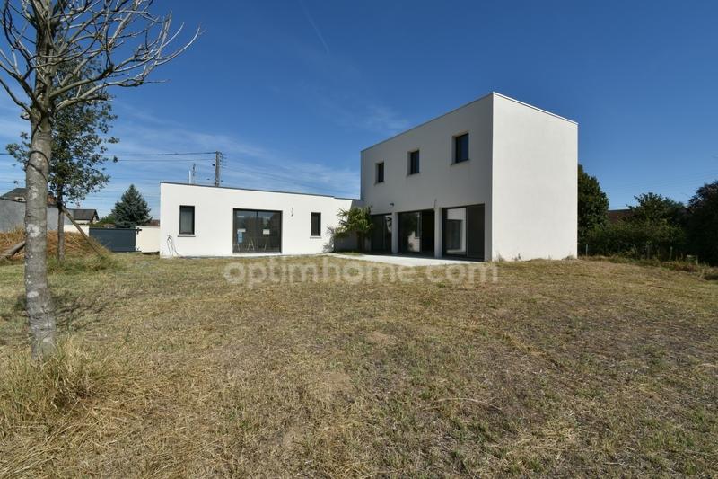 Maison contemporaine de 155  m2 - Amboise (37400)