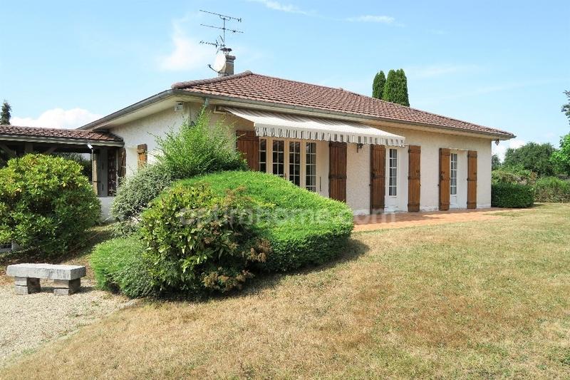 Maison de 126  m2 - Certines (01240)