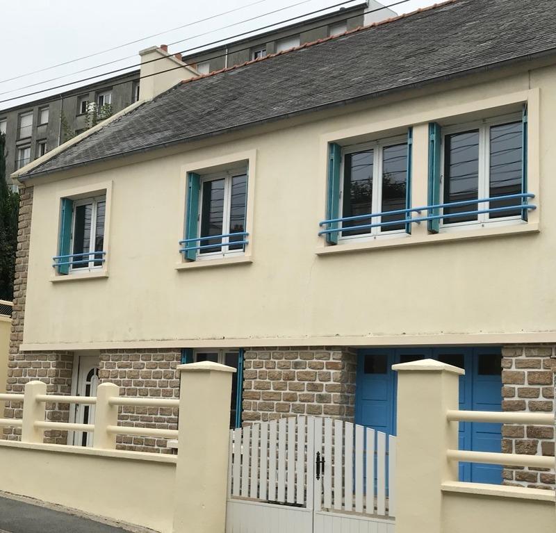 Maison de 110  m2 - Brest (29200)