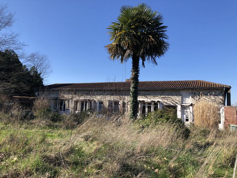 Maison plain-pied de 200  m2 - Cazaubon (32150)