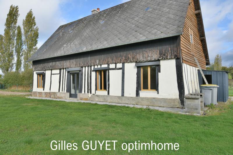 Maison de caractère de 68  m2 - Broglie (27270)