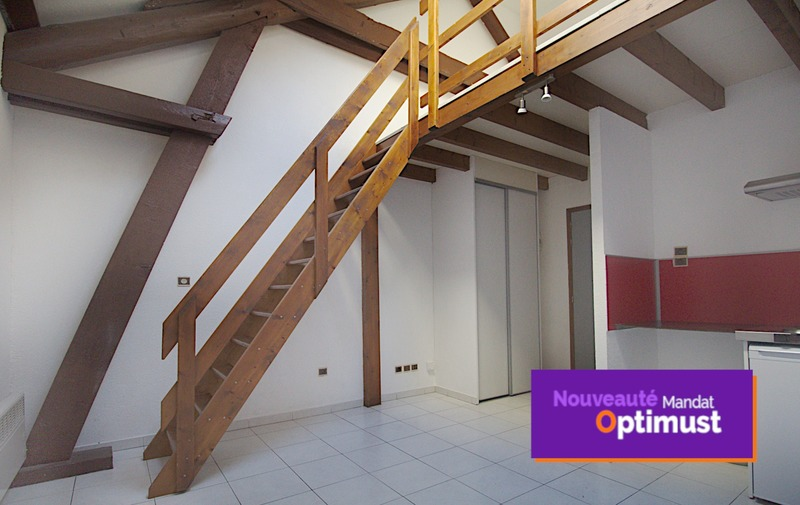 Appartement rénové de 24  m2 - Reims (51100)