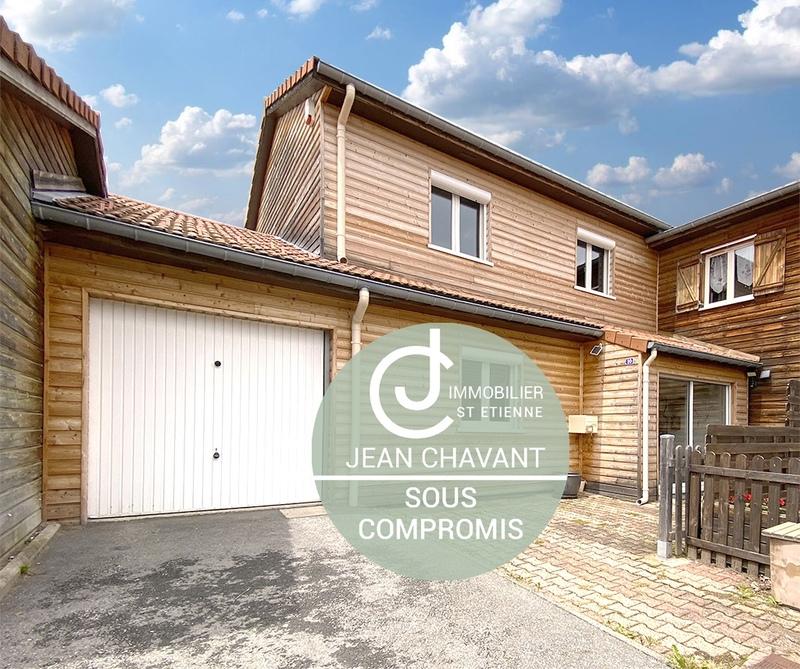 Maison à ossature bois de 120  m2 - Saint-Genest-Malifaux (42660)