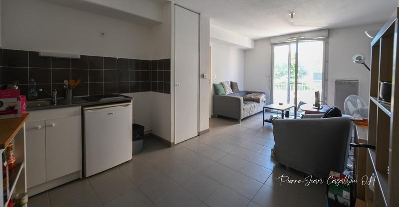 Appartement de 39  m2 - Toulouse (31300)