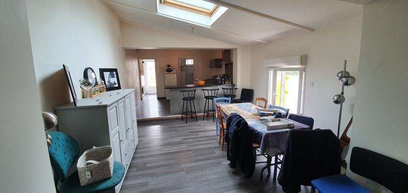 Maison de village de 80  m2 - La Couronne (16400)