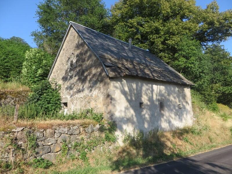 Grange de 90  m2 - Saint-Projet-de-Salers (15140)