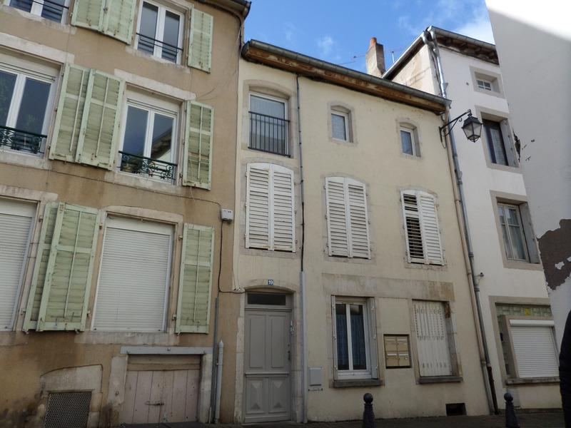 Immeuble de rapport de   m2 - Saint-Nicolas-de-Port (54210)