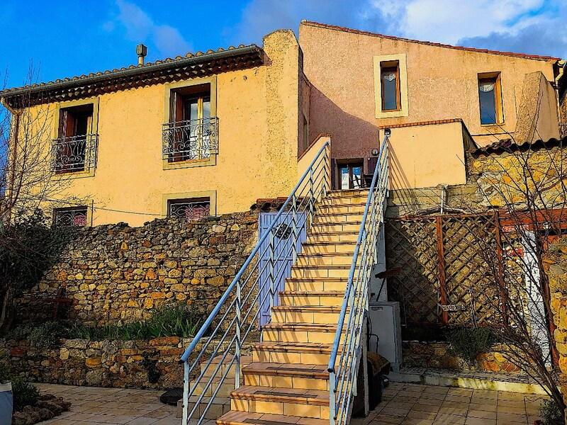 Maison de village de 227  m2 - Tuchan (11350)