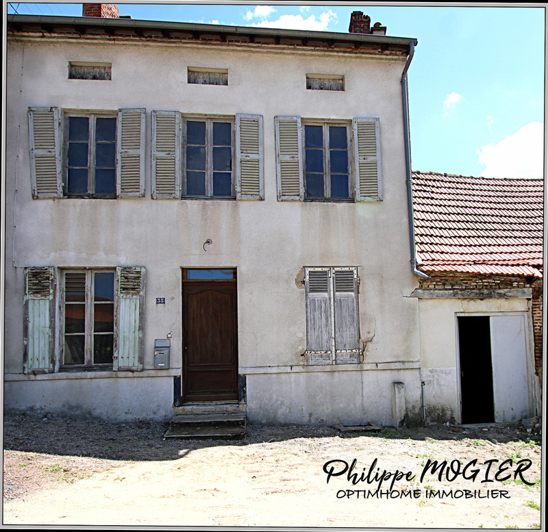 Maison à rénover de 85  m2 - Creuzier-le-Vieux (03300)