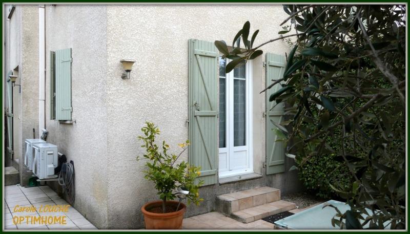 Maison en résidence de 44  m2 - Aigues-Mortes (30220)