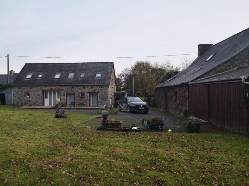 Maison en pierre de 120  m2 - Pommerit-le-Vicomte (22200)